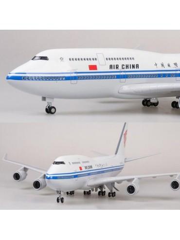XL Air China Boeing 747