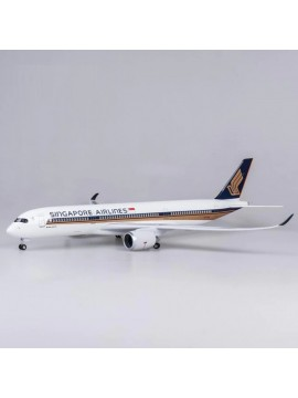 XL Singapore Airlines Airbus A350