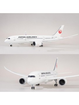 XL Japan Airlines Boeing 787