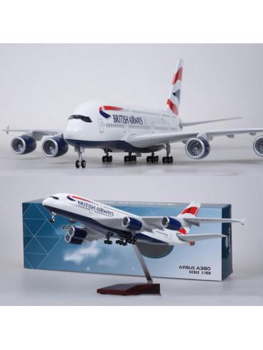 XL British Airways Airbus A380