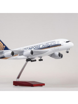 XL Singapore Airlines Airbus A380