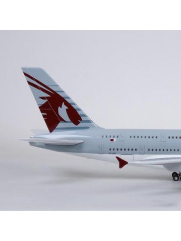 XL Qatar Airways A380