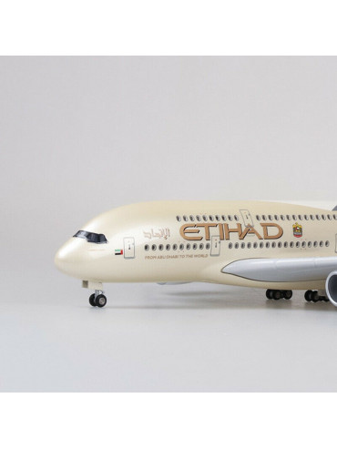 XL Etihad Airways Airbus A380