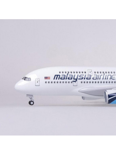 XL Malaysia Airlines Airbus A380
