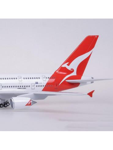 XL Qantas Airbus A380