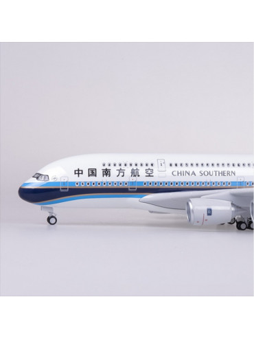 XL China Southern Airbus A380