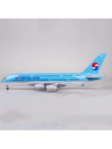 XL Korean Air Airbus A380