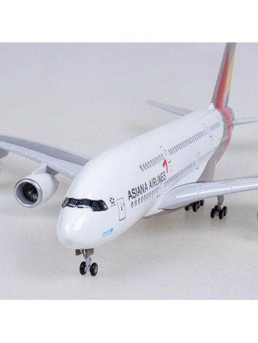 XL Asiana Airlines Airbus A380