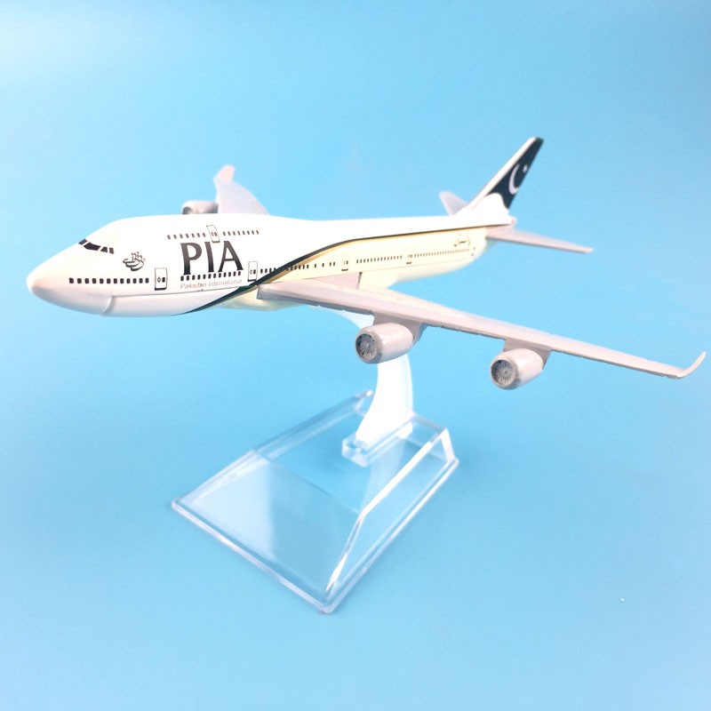 PIA Boeing 747