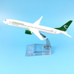 Turkmenistan Boeing 737