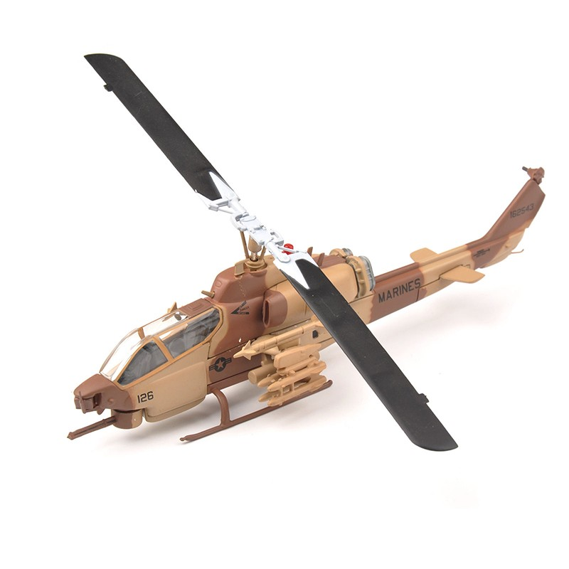 Bell AH-1 SuperCobra Diecast Model Helicopter