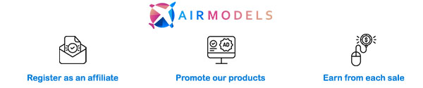 AirModels Affiliate Program